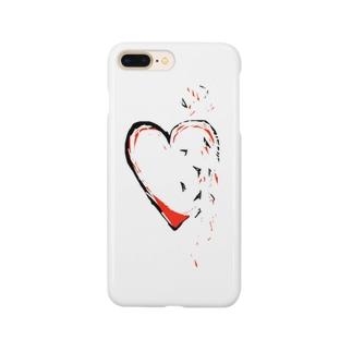 ルギア本命のHeart Blake Smartphone cases