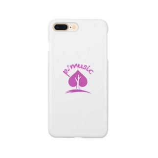 p-musicオリジナルグッズ Smartphone cases