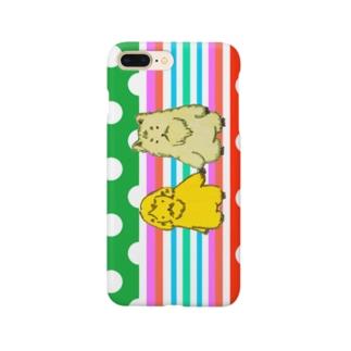 イヌイエティ Smartphone cases