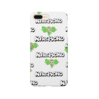 NANIMONO.枝豆ちゃん Smartphone cases