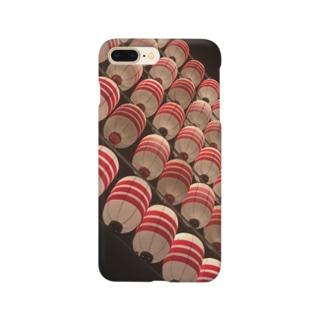 夜祭 Smartphone cases