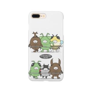 きぐるみキッズ(昆虫) Smartphone cases