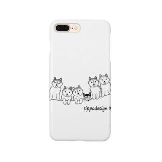 hus6スマホ Smartphone cases