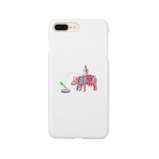 貴畜の作法 Smartphone cases