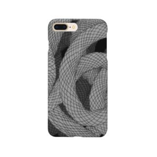 蛇柄 Smartphone cases