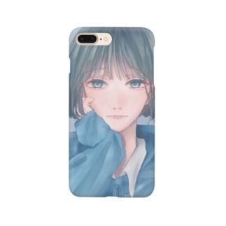 凪紗葵ちゃん Smartphone cases
