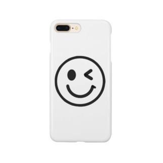 スマイルー Smartphone cases