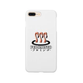 フロミンゴ Smartphone cases