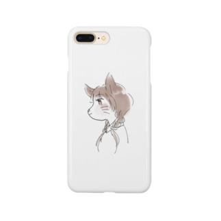 KEMONO girl Smartphone cases