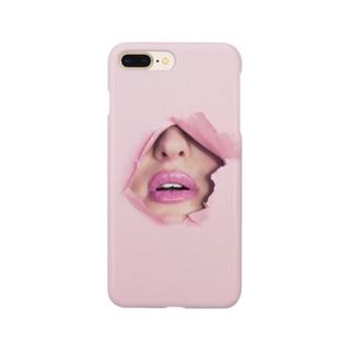 ゴメスのLipstick Smartphone cases