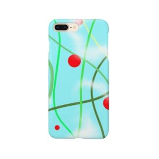 夏野菜 Smartphone cases