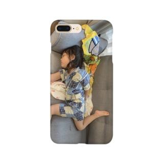 昼寝 Smartphone cases