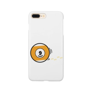 PaP➡︎Poco.a.Pocoのコロコロ、ビリヤード Smartphone cases