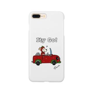 Ity go! いてぃごちゃん Smartphone cases