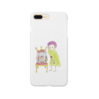 きんぎょばち Smartphone cases