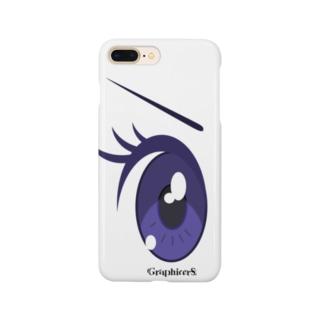 Cartoon Eye Smartphone cases