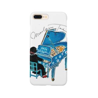 Mrs.Mana こっち向いて! Smartphone cases