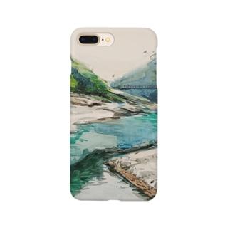 kazujoan43の自然体 Smartphone cases