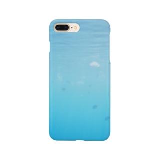 ぶにんのクラゲ Smartphone cases
