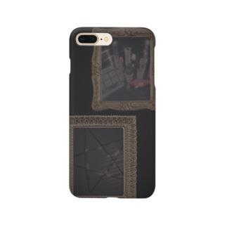 オシャレ額縁 Smartphone cases