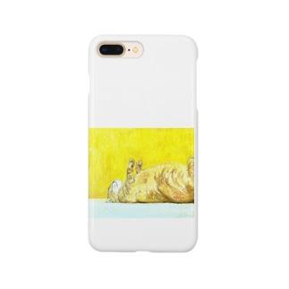 うたたねこ Smartphone cases