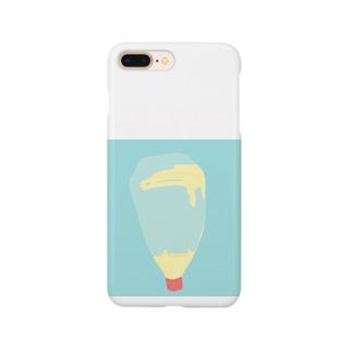 のこりわずかなマヨネーズ Smartphone cases