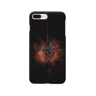 線香花火 Smartphone cases