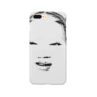 能面ぼっち Smartphone cases