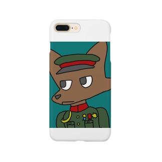 るかりおるの軍服ケモノ(大日本帝国時代の陸軍) Smartphone cases