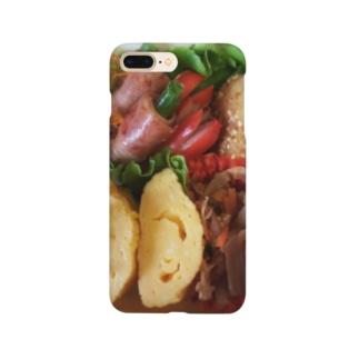 ごはん忘れた( ・ω・) Smartphone cases