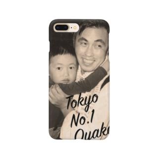 東京No.1親子 Smartphone cases