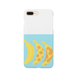 時とバナナ Smartphone cases