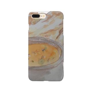 チキンカレー Smartphone cases