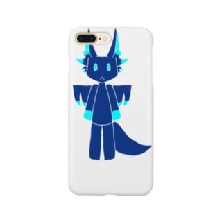 るかりおるのかわいいかいじゅう Smartphone cases