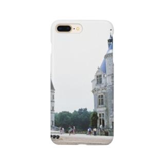 フランス:シュノンソー城 France: Château de Chenonceau Smartphone cases