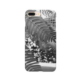 ネムのはっぱ Smartphone cases