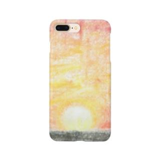 ゆうがたの海 Smartphone cases