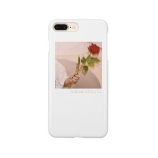 薔薇の憂い Smartphone cases