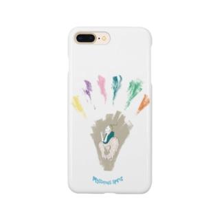 骨盤の精 Smartphone cases