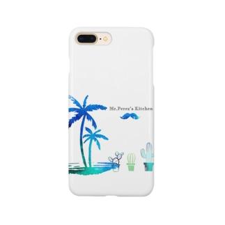 Mr.Perez's 南国スタイル Smartphone cases