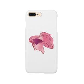 しょうたろう_BettaRed Smartphone cases