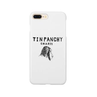 チンパンジー チャリス Smartphone cases