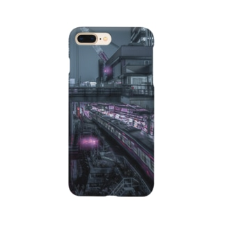 Night city スマホケース Smartphone cases