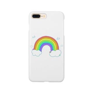 虹の空 Smartphone cases