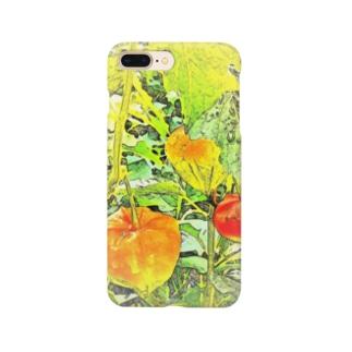 ほおずき Smartphone cases