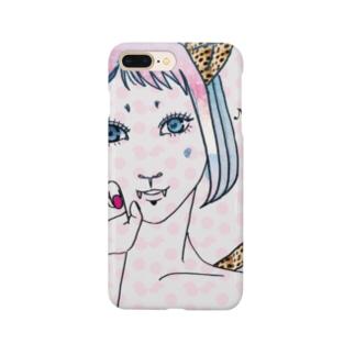 コスプレ少女 Smartphone cases