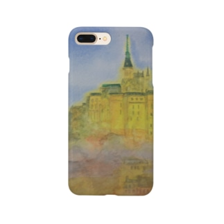 モンサンミッシェル Smartphone cases