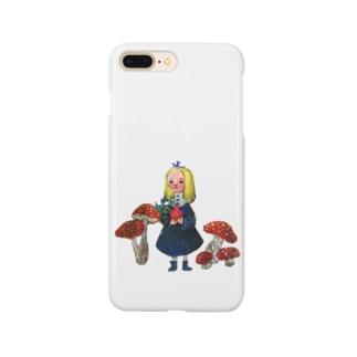 不思議な国のアリス Smartphone cases