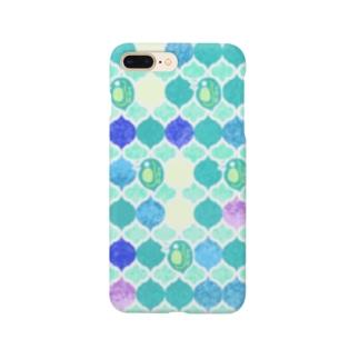 ミジンコ×モロッカン Smartphone cases