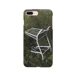 野生のカート Smartphone cases